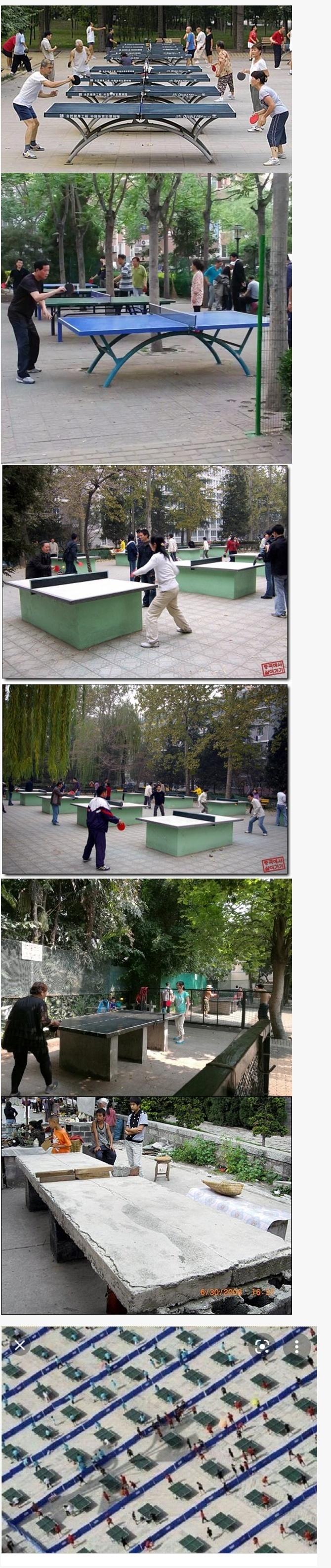 중국이 탁구를 잘하는 이유